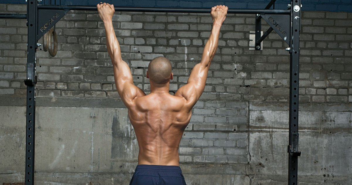 Best At-Home Back Workouts to Build Size and Strength