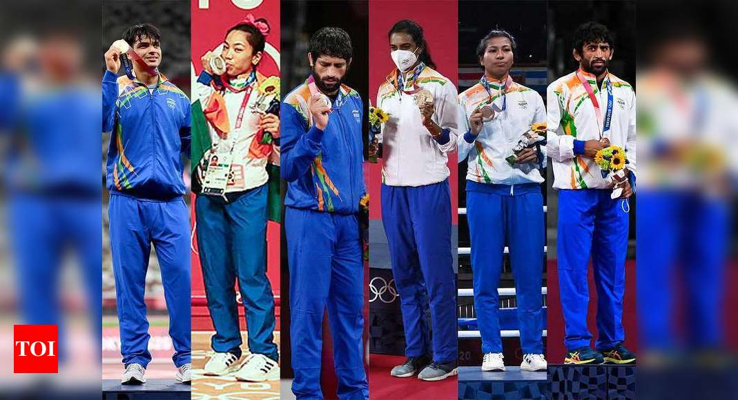 Tokyo Olympics 2020: India finishes 48th, best in four decades; 33rd in terms of overall medals won | Tokyo Olympics News